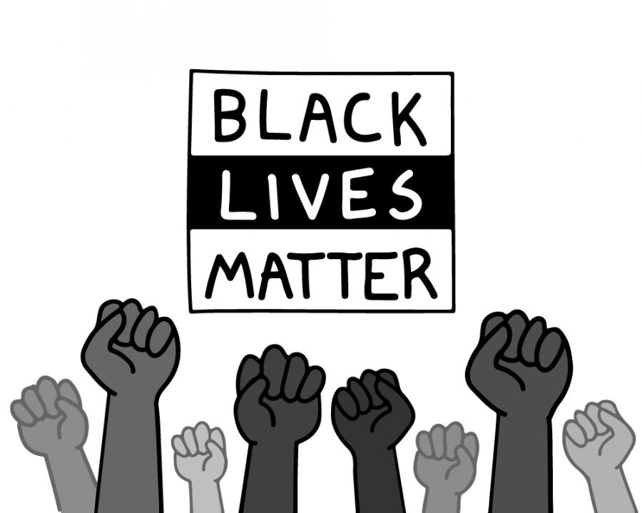 The Black Lives Matter organization