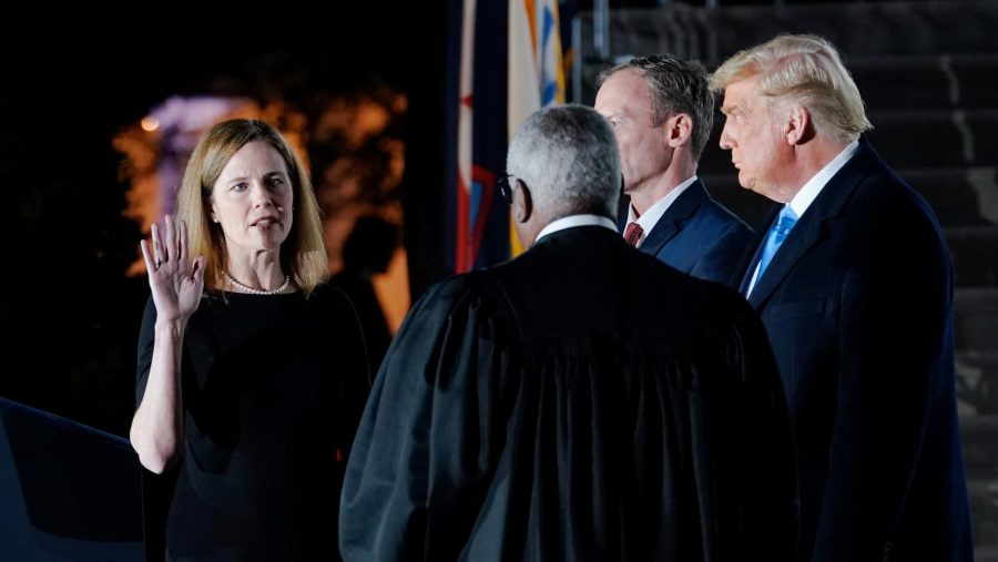 Election 2020: Amy Coney Barrett: a women who doesn't support women's rights?
