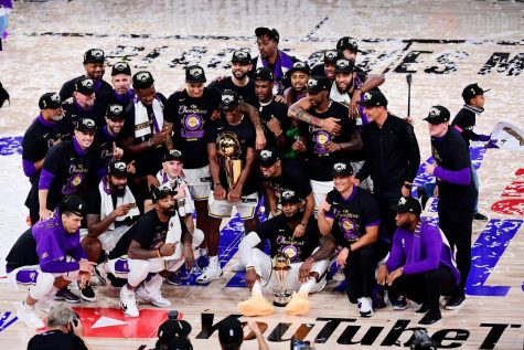 Los Angeles Lakers: winners in the bubble