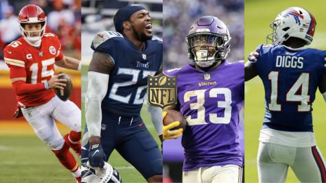 NFL MVP contenders