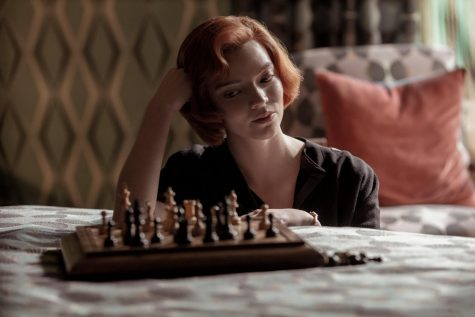 The Queen's Gambit is not about chess