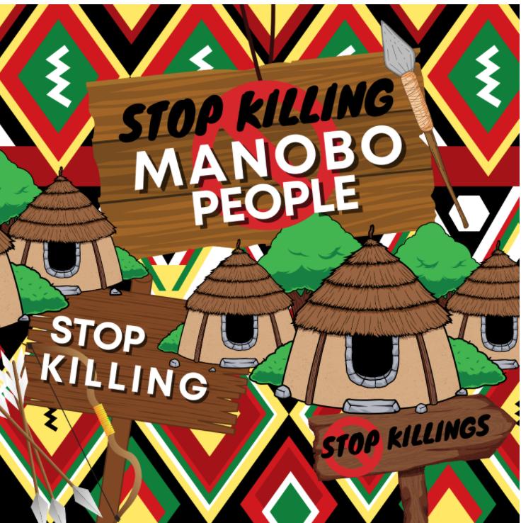 The Manobo tribe