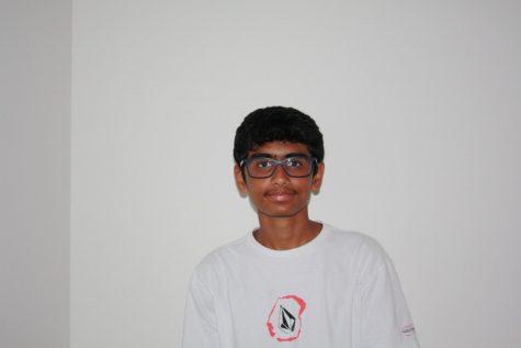 Photo of Abhinav Kasturi