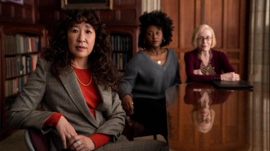 The Chair: a Netflix must watch